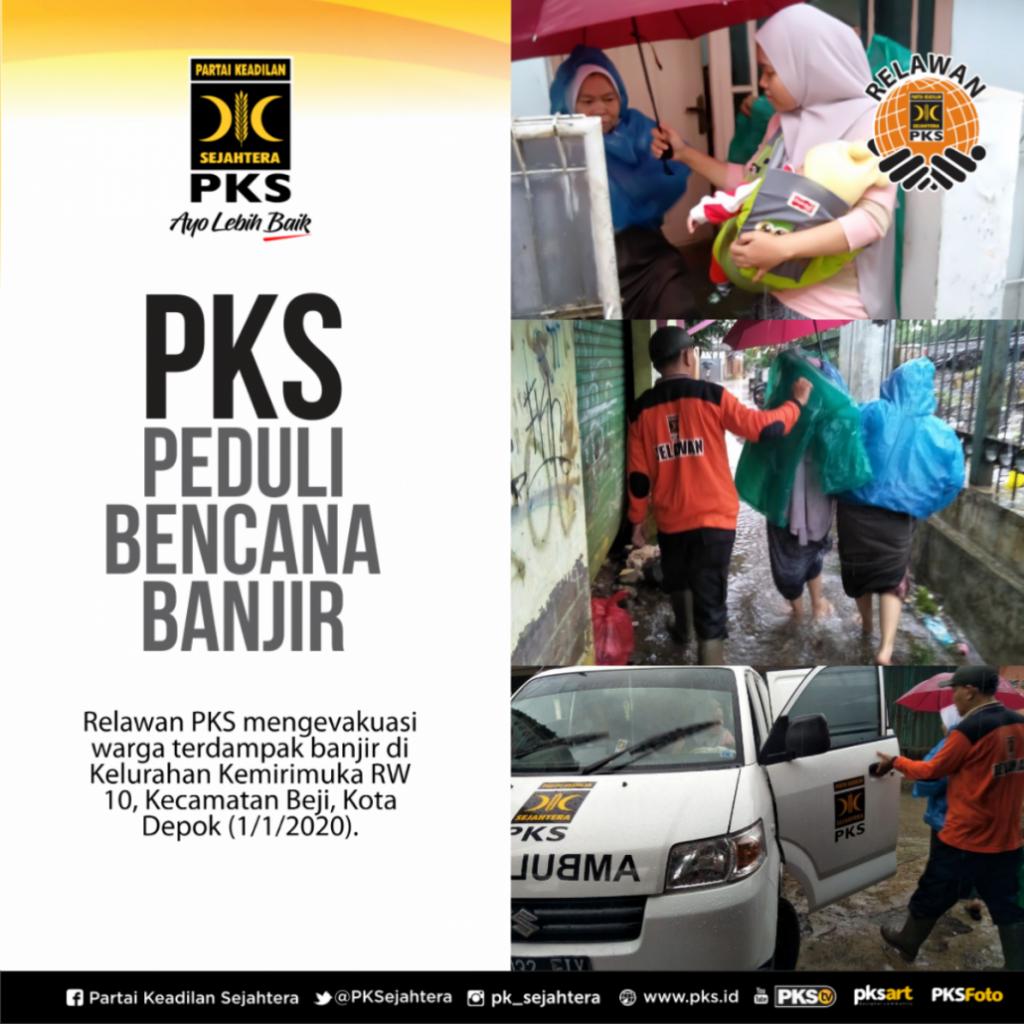 PKS Peduli Bencana