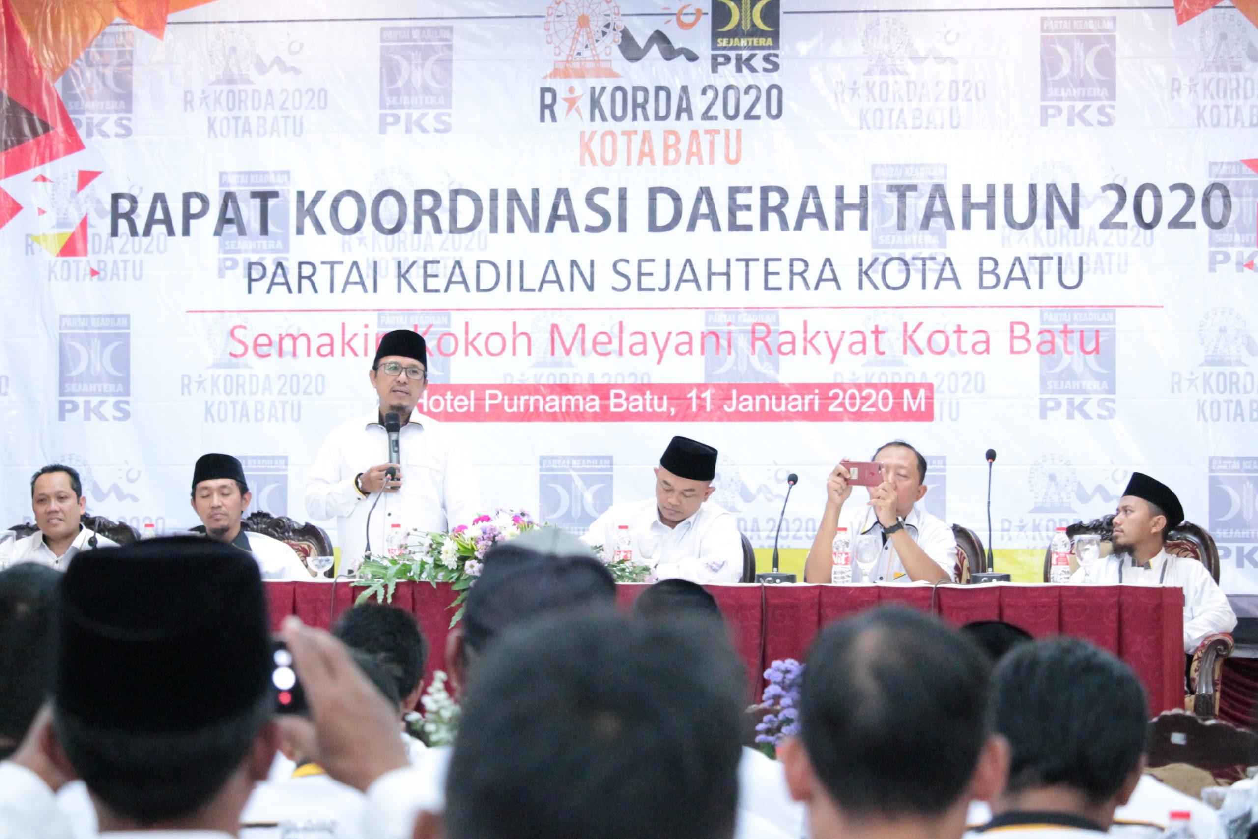 Ustadz Habib Mu'iz - Anggota Dewan Syuro Wilayah PKS Jawa Timur
