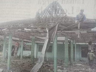 pembokaran balai desa dadaprejo - fraksi pks kota batu