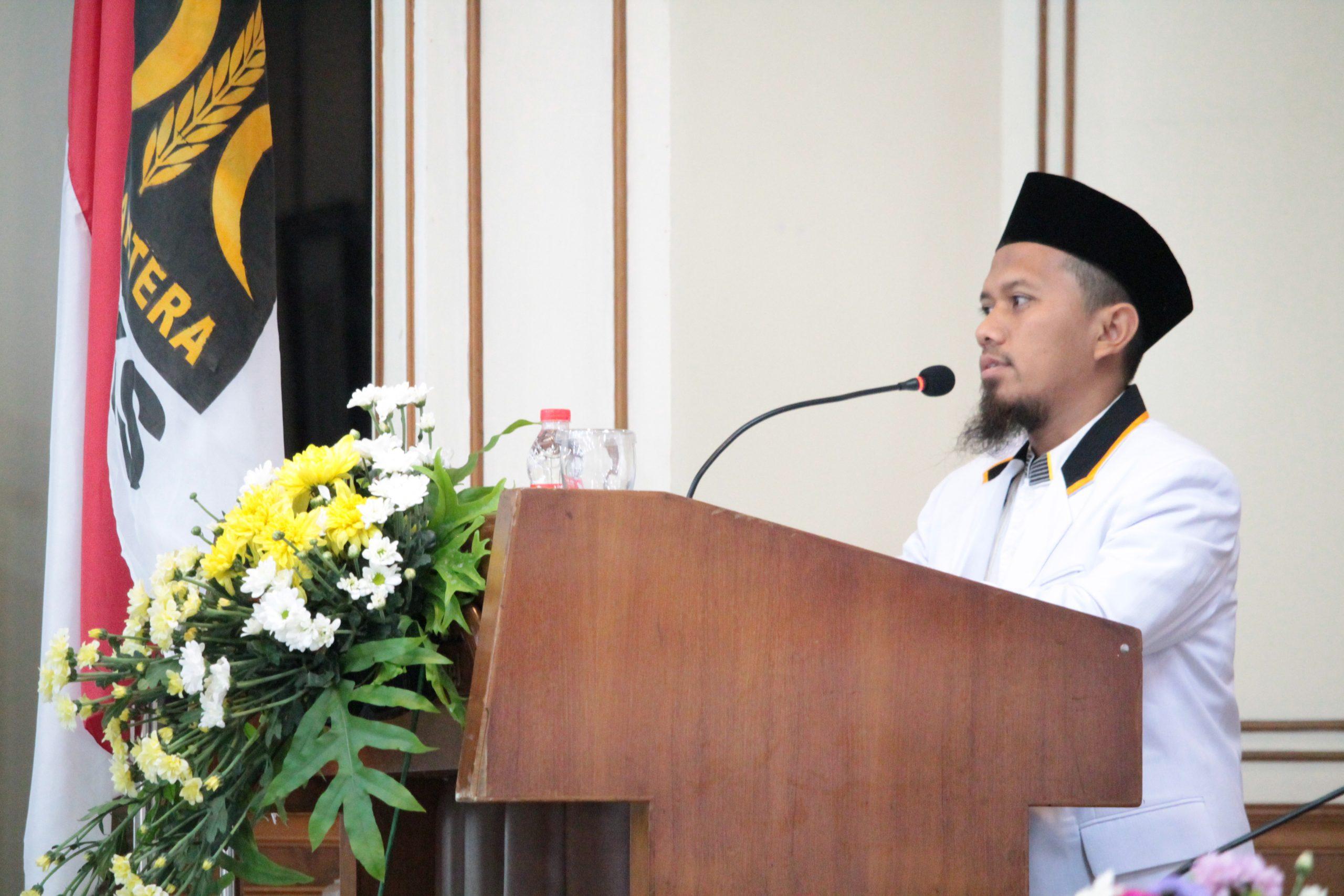 Ketua Dewan Syariah Daerah PKS Kota Batu