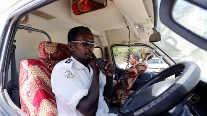 Abdikader Adem, 'Pahlawan' Somalia Bermodal Ambulans Penyok