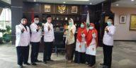 Kunjungan Perdana ke Walikota Batu, Bu Wali Sampaikan Ucapan Selamat Kepada Pengurus Baru